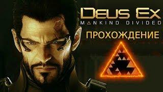 Deus Ex Human Revolution  это приключенческая ролевая игра выполненная в стилистике киберпанк Главный герой Адам