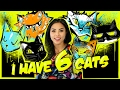I have 6 cats - w/Gregory Brothers