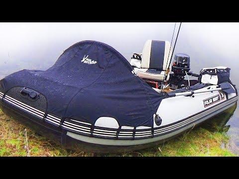 Моя ЧУДО-лодка ПВХ