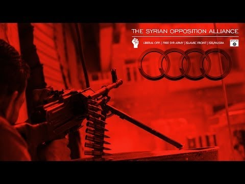 The root causes of the Syrian crisis: The opposition's coalition  (English) shorter 45min