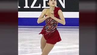 フィギュアスケートの永井優香さんの画像です。
