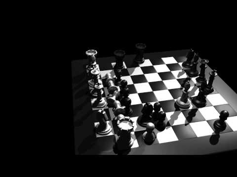 Chess War with Sound