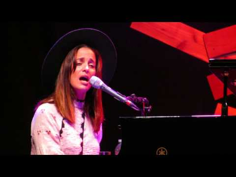 Chantal Kreviazuk - Surrounded (Live @ The Drum Is Calling Festival in Vancouver, BC)