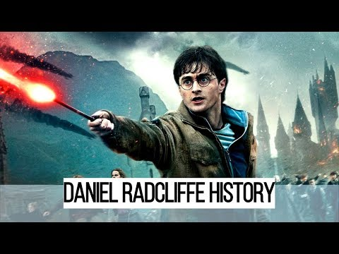 Daniel Radcliffe All Movies In A Video 1999 - 2017 Then & Now Part 1 of 2