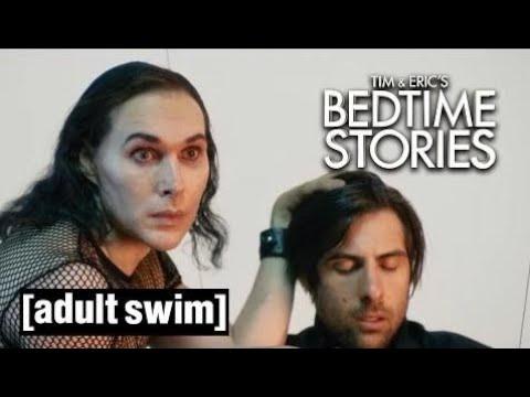 Fashion Shoot | Tim & Eric's Bedtime Stories | Adult Swim