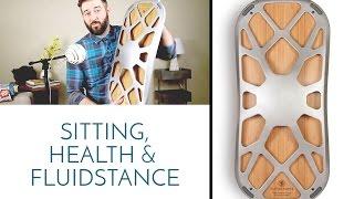 Standing Desks, Fluidstance Review & Developer Health