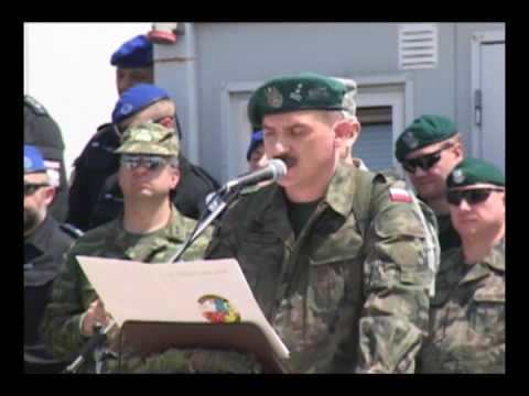 Peacekeeper Video: Polish Constitution Day