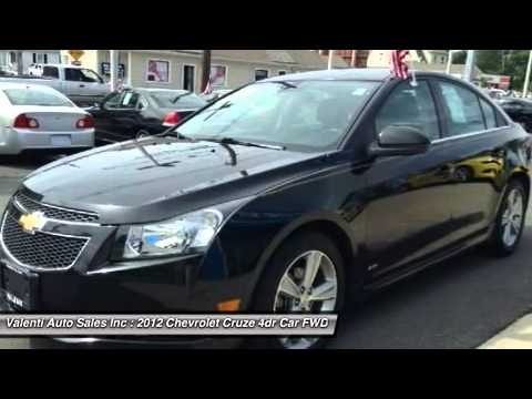 2012 CHEVROLET CRUZE Wallingford, CT 4193A
