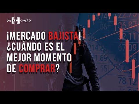 Mercado BAJISTA, ¿Se podrán RECUPERAR  las CRIPTOMONEDAS? | Análisis Técnico