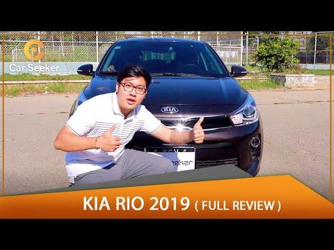 KIA Rio 2018 (Full Review)