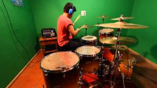 TewanDrums - Jamiroquai (Travelling Without Moving Drum Cover)