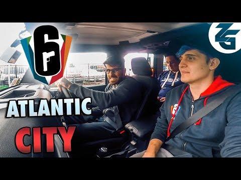 BAGUNCINHA Em Atlantic City