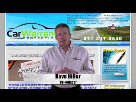 Car Warrantly Protection Programs Avaliable for New & Used C