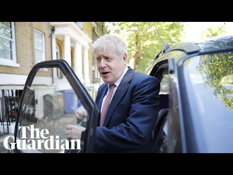 Boris Johnson declines to comment on Brexit court summons