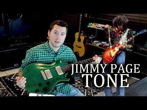 Jimmy Page Guitar Tone Secrets
