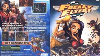 Freaky Flyers - Review