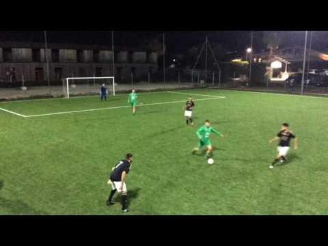 Alitalia Calcio 2-2 Cotton Club | Serie A - 4ª | Integrale