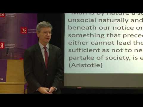 LSE Events |  Professor Jeffrey D Sachs | Lecture 2.  The Hard Problem of Inter-Group Morality