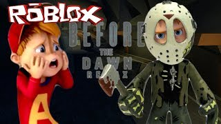 I Couldn't Control Myself In Roblox | Before The Dawn: Redux