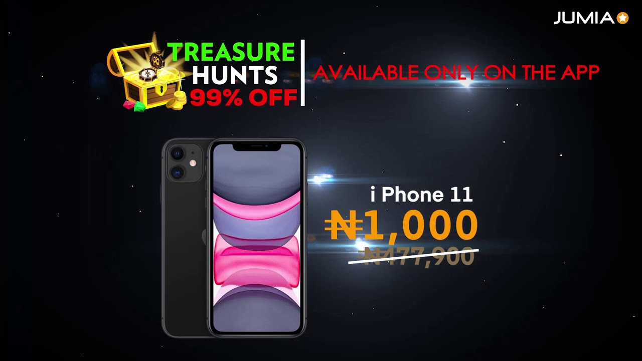 Amazing Treasure Hunt Deals For Black Friday Jumia Nigeria Youtube