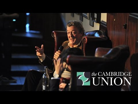 Stephen Fry | Cambridge Union