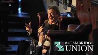 Stephen Fry | Cambridge Union