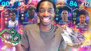 SPENDING 5 MILLION COINS!!! ROAD TO THE FINAL INVESTMENTS! MANNY'S MONEY TEAM #12