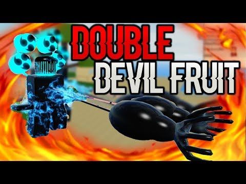【RO-P】HOW TO USE TWO DEVIL FRUIT POWERS?!! ????????   RO-PIECE   ROBLOX