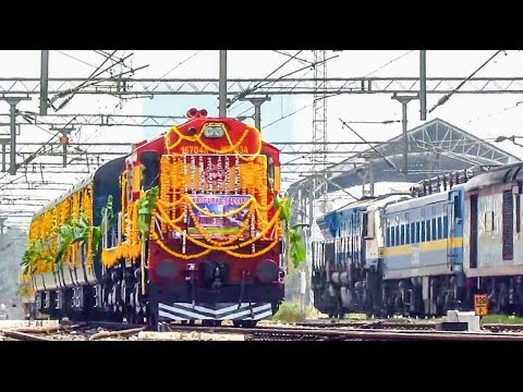 Indian Railways 2014 : Best Moments