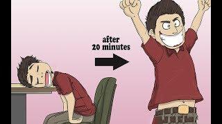 10 Proven Ways To Stay Awake