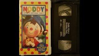 Download lagu Noddy Gives a Birthday Party (1999 PolyGram Video VHS)
