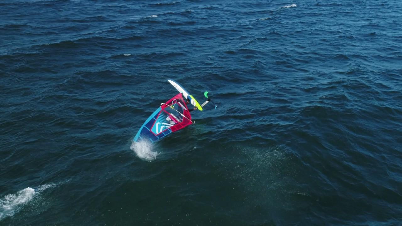 Slingshot Sports Introduces 2018 Windsurf Foil Collection