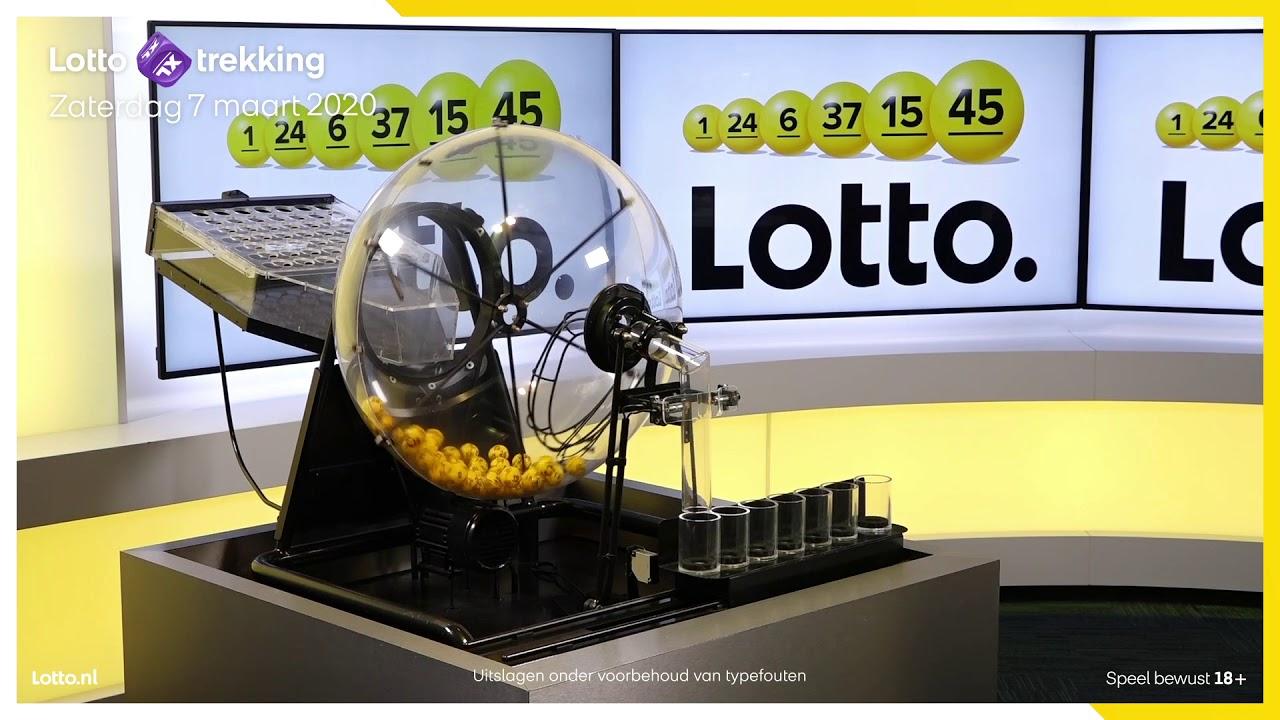 Lotto Trekking 7 Maart 2021