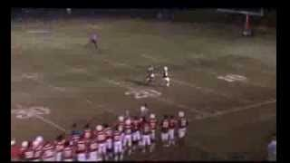 Thomas Football Highlights