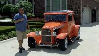 1930 Ford 5 Window Coupe Street Rod Classic Car for Sale in MI Vanguard Motor Sales