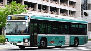 羽田京急バス 走行音(QSG-HL2ASAP)