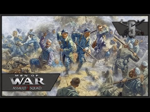 French Defense of Lorraine - WW1 Mod - MoW:AS 2