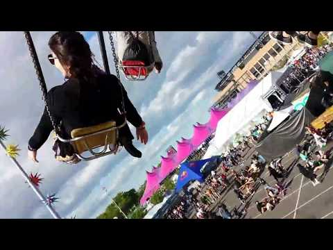 Dash Berlin - Waiting, EDC: NY 5/15/2016 from the swings!