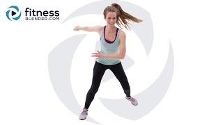 Feel Good Cardio Burst - Warm Up Cardio Workout