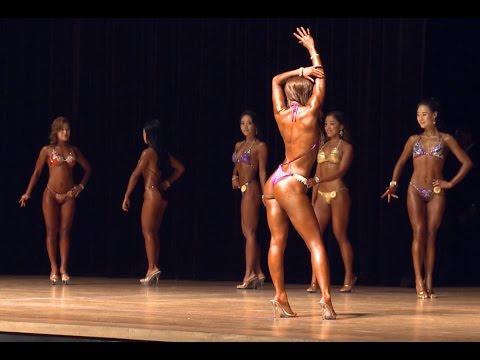 '육체미+섹시미' 2015 부산시장배 보디빌딩선수권대회(Body Building Championship)
