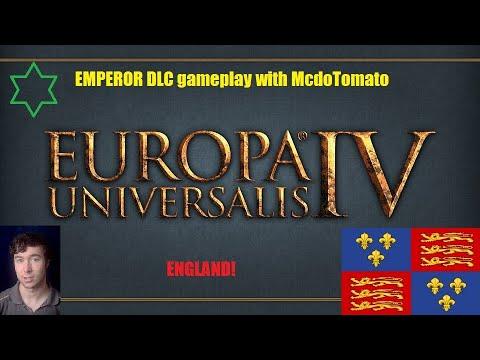 Europa Universalis IV - Emperor DLC - England! #50 |