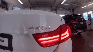 2018 BMW 440i - Test drive, Rev Sounds, 4 Driving Modes!