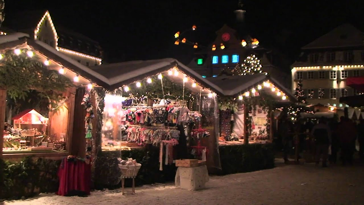 Schwäbisch Gmünd Weihnachtsmarkt.Schwäbisch Gmünder Weihnachtsmarkt