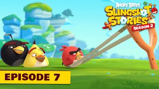 Angry Birds Slingshot Stories S2 | Unflappable Ep.7