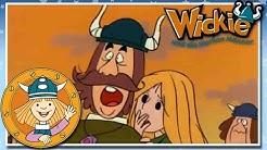Wickie und die starken Männer - Faxe hat eine Braut - Folge 24   HD