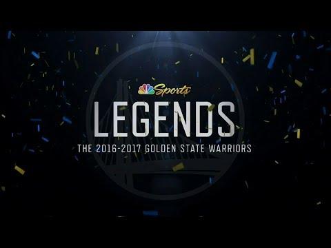 Legends 2016-17 Golden State Warriors