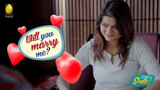 Will you Marry me? 😂 | Comedy | Valentines day special | Ponmutta shots | Ponmutta