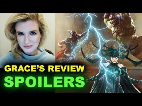 Thor Ragnarok SPOILERS Movie Review