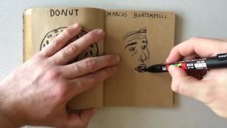 How to Draw Marcus Bontempelli