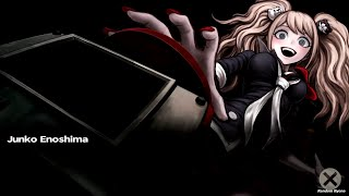 Danganronpa: Trigger Happy Havoc Junko Enoshima Greeting & Execution (HD)